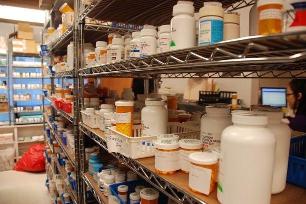 Pharmacies since 2010